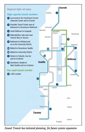 West Seattle Blog Were way behind on transit but theres